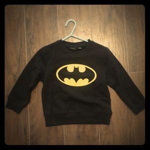 Other - Batman Sweatshirt 3T